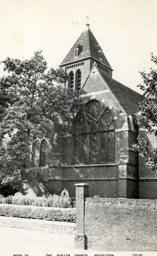 St Paul's Church, 1952 | Hertfordshire Archives & Local Studies