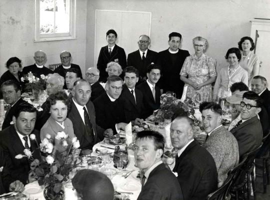 First Mass 1960 | St Joseph's Catholic Church