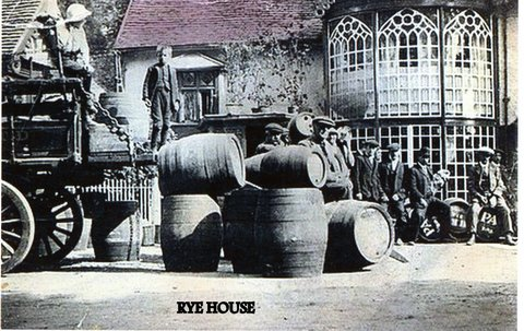 Delivery at the Rye House, no date given | Reg Counsell