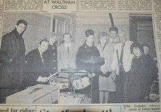 The Tornados at Waltham Cross