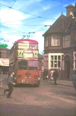 Trolley Bus | Hertfordshire Archives and Local Studies