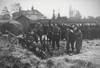The Home Guard | First Garden City Heritage Musem