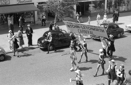 Local Yokels: The Hitchin and Letchworth Carnival
