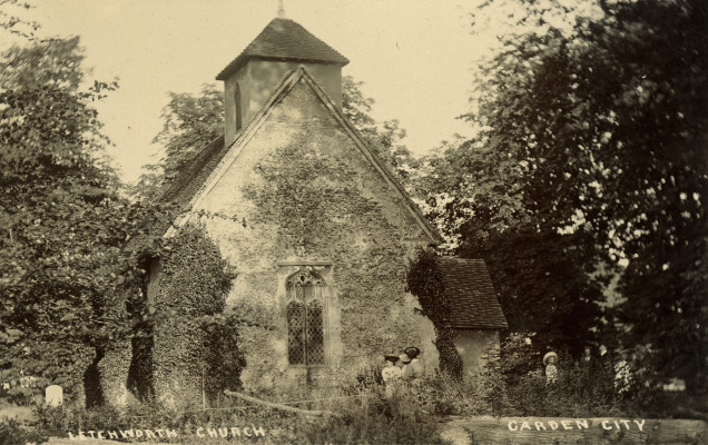 St Mary's Church, Letchworth | First Garden City Heritage Museum