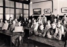 Class 1 Westbury School Letchworth 1934