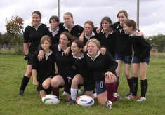 Letchworth Girls rugby
