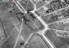 1925 Aerial Photographs of Letchworth