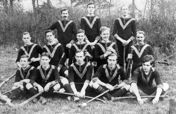 Spirella hockey team, 1913 | First Garden City Heritage Museum (not to be reproduced without permission)
