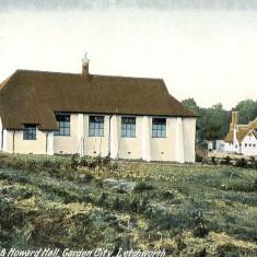 The Free Church Hall circa 1908