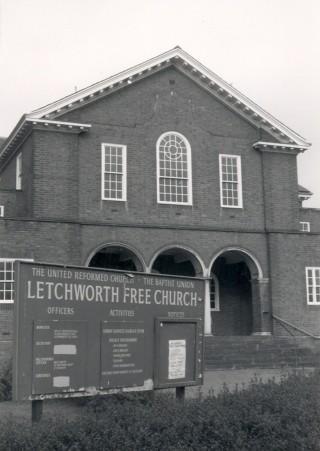 Free Church, 1988 | K. Johnson