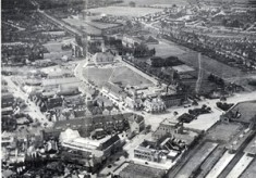 Aerial Views of Letchworth
