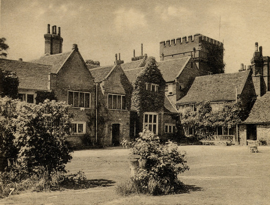 Letchworth Hall Hotel, 1950s | First Garden City Heritage Museum