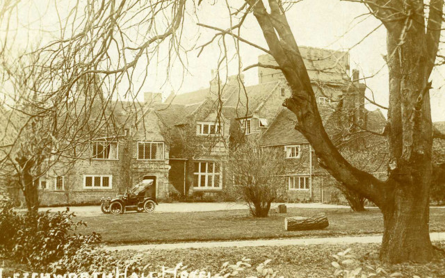 Letchworth Hall Hotel, 1930s | First Garden City Heritage Museum