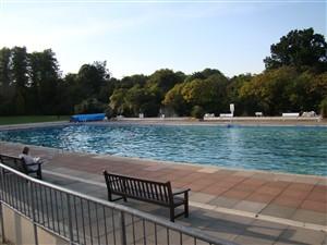 The 50m pool | Hannah M