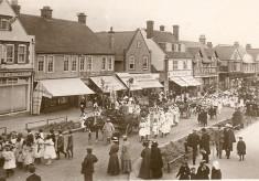 1909 May Day