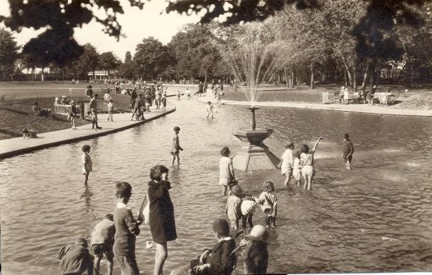 Children enjoying the water   Julian A. Taylor