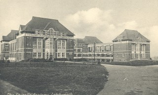 The Spirella Factory in 1935 | Hertfordshire Archives and Local Studies