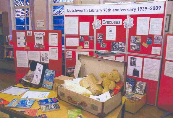 Display at Letchworth Library | Letchworth Library