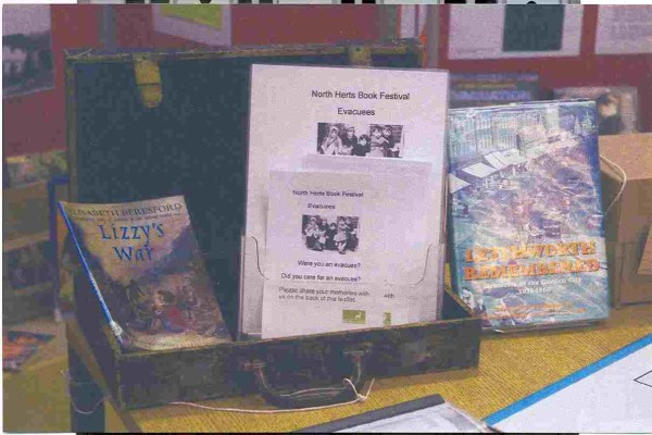memory display | Letchworth Library