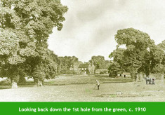Golf at Letchworth