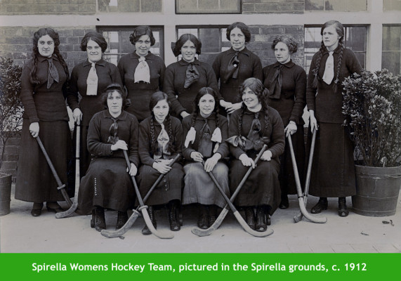 Letchworth Hockey | First Garden City Heritage Museum (not to be reproduced without permission)