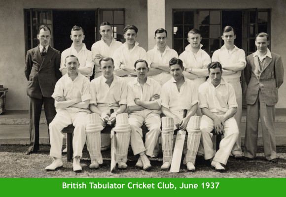 Cricket in Letchworth | First Garden City Heritage Museum (not to be reproduced without permission)
