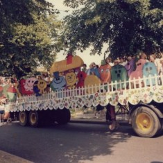 Guides Carnival Entry