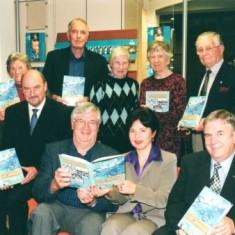 'Letchworth Remembered' team