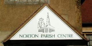 Norton Parish Centre Entance   Andrew Miller