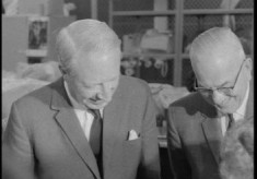 Edward Heath Visits Irving's