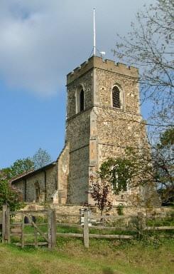 St Nicholas' Church   Andrew Miller