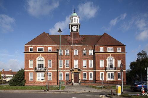 District Offices (built as Town Hall), 2009 | Steve Cadman