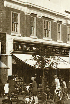 F.W. Woolworth & Co., Leys | LGC Heritage Museum