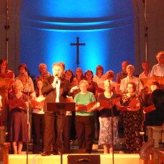 Knebworth Community Chorus | Brian Worthington