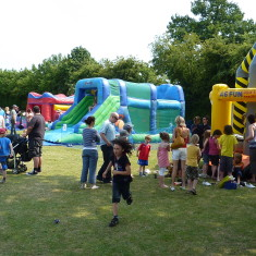 School Gala Fun Day | Brian Worthington