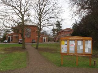 St Martins Church, London Road, Knebworth | Ann Judge