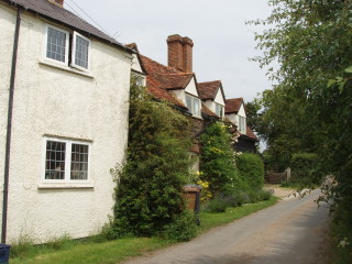 Marshmallow cottages | Ann Judge