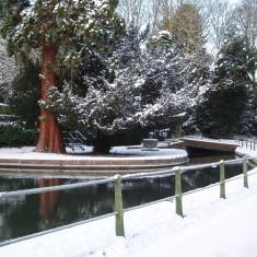 A snow scene   I Fisher