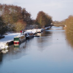 The River Lea   I Fisher