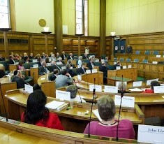 County Council Meeting and Special Alderman-Making Meeting