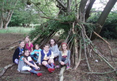16th Bushey Brownies Pack Holiday 2011