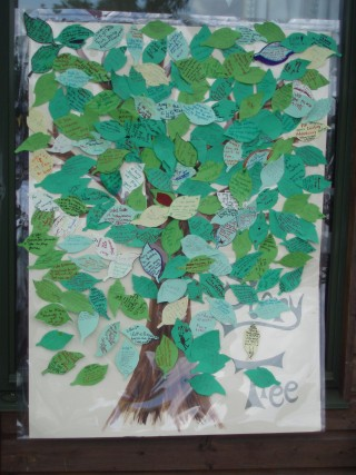 The Centenary Story Tree | by Beverley Small