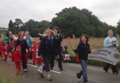 Croxley Revels parade 2008
