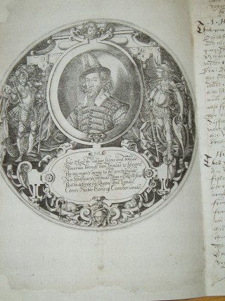 George Clifford, 3rd Earl of Cumberland | Hertfordshire Archives and Local Studies