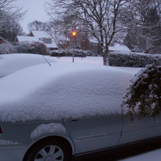 Felden in snow 2007 | Ian Phipps