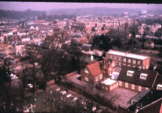 View of Hertford from All Saints tower