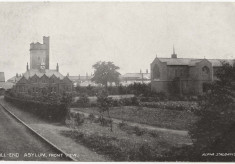 Postcards from Hill End Asylum