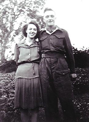 Peter & Joyce Smith | Geoff Webb