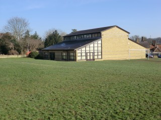 The Watton sports pavillion and community hall. | Terry Askew