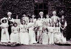 Redbourn Families P-R